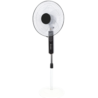 16 inch plastic stand fan  made in China