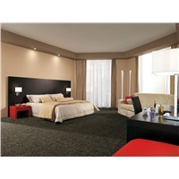 Chain apartment furniture Suites Hotel bedroom sets 3 star economical chain hotel furniture