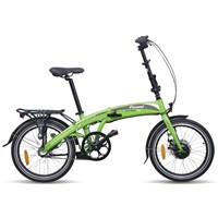 Electric bike folding model (TDN15Z)