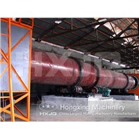 Energy-saving dry process rotary kiln--high quality