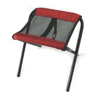 Mini fishing chair, portable camping chair, simple folding beach chair Polyester fabric