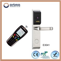 Orbita E3041 RFID Hotel Key Card Lock System with Waterproof Function