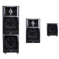 Four Way Loudspeaker Outdoor Subbass