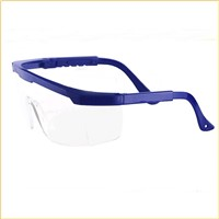 EN166 pc lens safety glasses