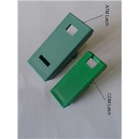 Plastic latch for NCR CMD cassette latch (009-0023152)