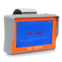 Ahd Tester 4.3'' Ahd CCTV Tester,Support 720P/960P/1080P,Analog Ahd Two in One Function