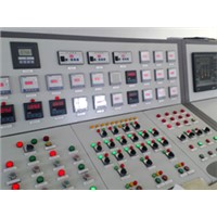 Automation control system of steel plant