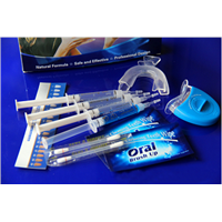 OEM professional white light teeth whitening kits