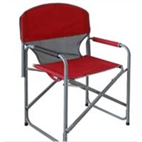 600D polyester Director Chair without Small side Table for Outdoor beach fishing
