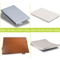 Curtain Wall Ceiling Tiles