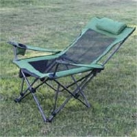 Simple Beach Chair, Deck Chair, 600D oxford folding Chair with mesh folding  adjustable