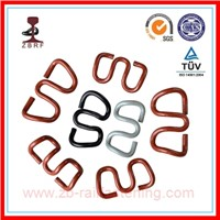 W Rail Clip/ Elastic Rail Clip in Good Material