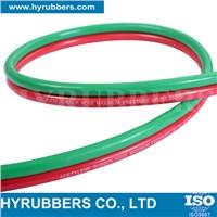 oxygen/ acetylene rubber welding hose