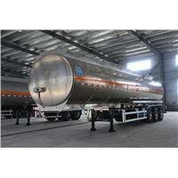 40000L  Aluminum Alloy Fuel Tank Semi Trailer