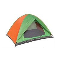 Camping tent outdoor tent portable waterproof two person double layer for travel hiking