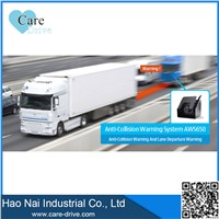 CareDrive fleet security remote monitoring camera anticollision system