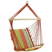 Rope hanging hammock chair, cotton hammock chair , camping hammock chair