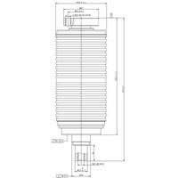 TD 12 kv 1250A 31.5KA (JUC618)  vacuum interrupter for VCB