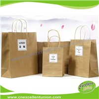 raft paper packaging bag Take Away bag Paper Bags Paper Shopping bag Customized Delivery Paper Bag