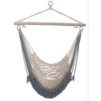 rope hammock chair, hanging Cotton hammock chair, camping hammock chair China manufacturer