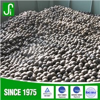 25-150 mm B2,B3,BU material forged grinding steel ball for ball mill