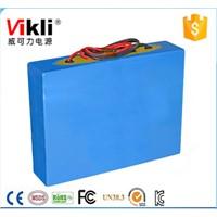 High rate power 24v 120ah li ion batteries