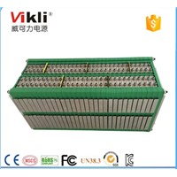 High rate rechargeable LFP 48v 100ah auto battery