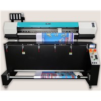 Thermal transfer Digital printer machine for color flag printing / banner printer factory price