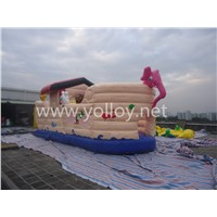 Inflatable Amusement Bouncy Jumping Castle Park