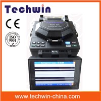 Techwin new TCW-605 fiber optics splicer with best price