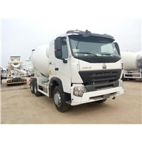 336HP SINOTRUK HOWO A7 6x4 Concrete Mixer Truck for sale-ZZ1257N3847N1