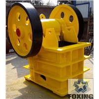 Energy-efficient mini jaw crusher with low price