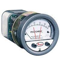 Series A3000 Photohelic Pressure Switch/Gage