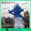 Event Advertising Inflatable Cartoon Party Decoration Inflatable Smurfs