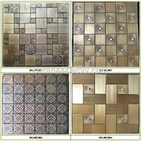 Artistic Antique copper tiles