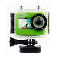 Cubiccam 2 Full HD 1080p Waterproof 50m Wifi Sports Action Camera