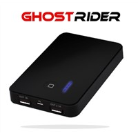 Ghost Rider 5000mAh Portable Power Bank Pack External Battery Backup Charger
