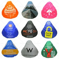 High Quality Customized Moutain Exercise Polyester Waterproof Bicycle Saddle Cover
