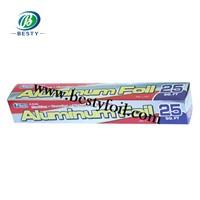 Hot sales of Aluminum foil rolls