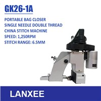 Lanxee GK26-1A Single Needle Single Thread Mini Hand Sewing Machine