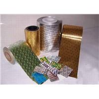 Capsules Packaging pharma blister aluminium foil paper