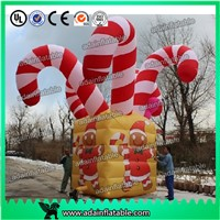 Valentine's Day Decoration Inflatable Candy Stick For Christmas