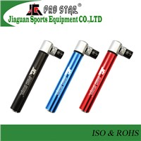 High Quality Pocket Alloy Bike Pump for Cycling and Balls