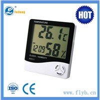 Amazon hot sale indoor household HTC-1 Digital Hygrometer Thermometer