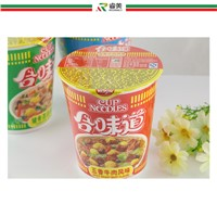 pof shrink film used in noodle pack