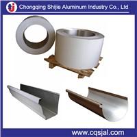 3105 alloy aluminum gutter coil /  coated aluminum coil for gutter