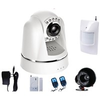 3g GSM wireless smart home alarm system can controlled by mobile phone