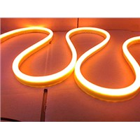 12v colorful jacket led neon flex