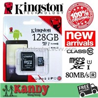 Kingston Micro Sd Card Memory Card 8gb 16gb 32gb 64gb 128gb Class 10 Micro Sd