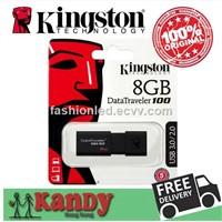 Kingston USB 3.0 Flash Drive 8gb 16gb 32gb 64gb 128gb Mini Chiavetta USB Gift Pendrives Memoria